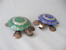 Turtle Mosquito Coil Holder - Bali Wholesale Metal Crafts
